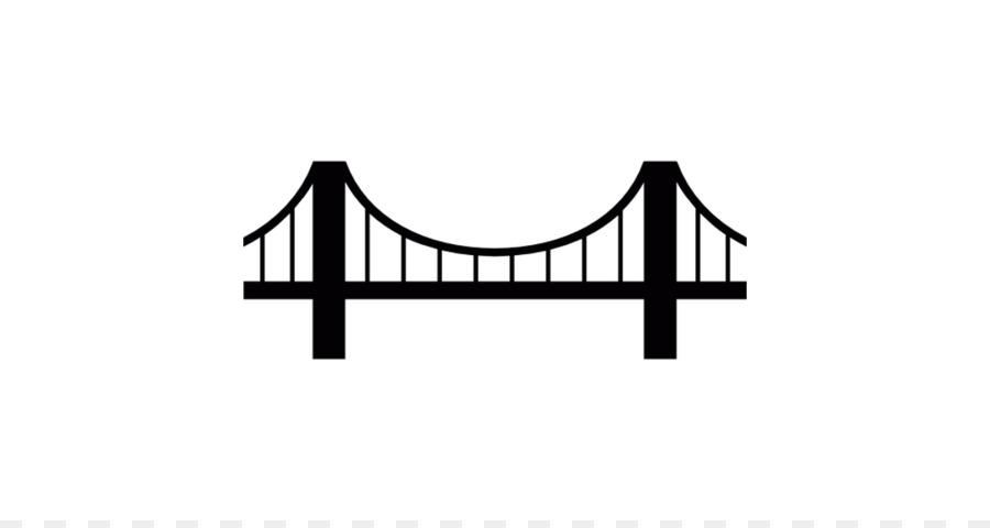 Simple Golden Gate Bridge Png - Golden Gate Bridge Simple Suspension Bridge Clip Art   Simple Bridge Cliparts, Transparent background PNG HD thumbnail
