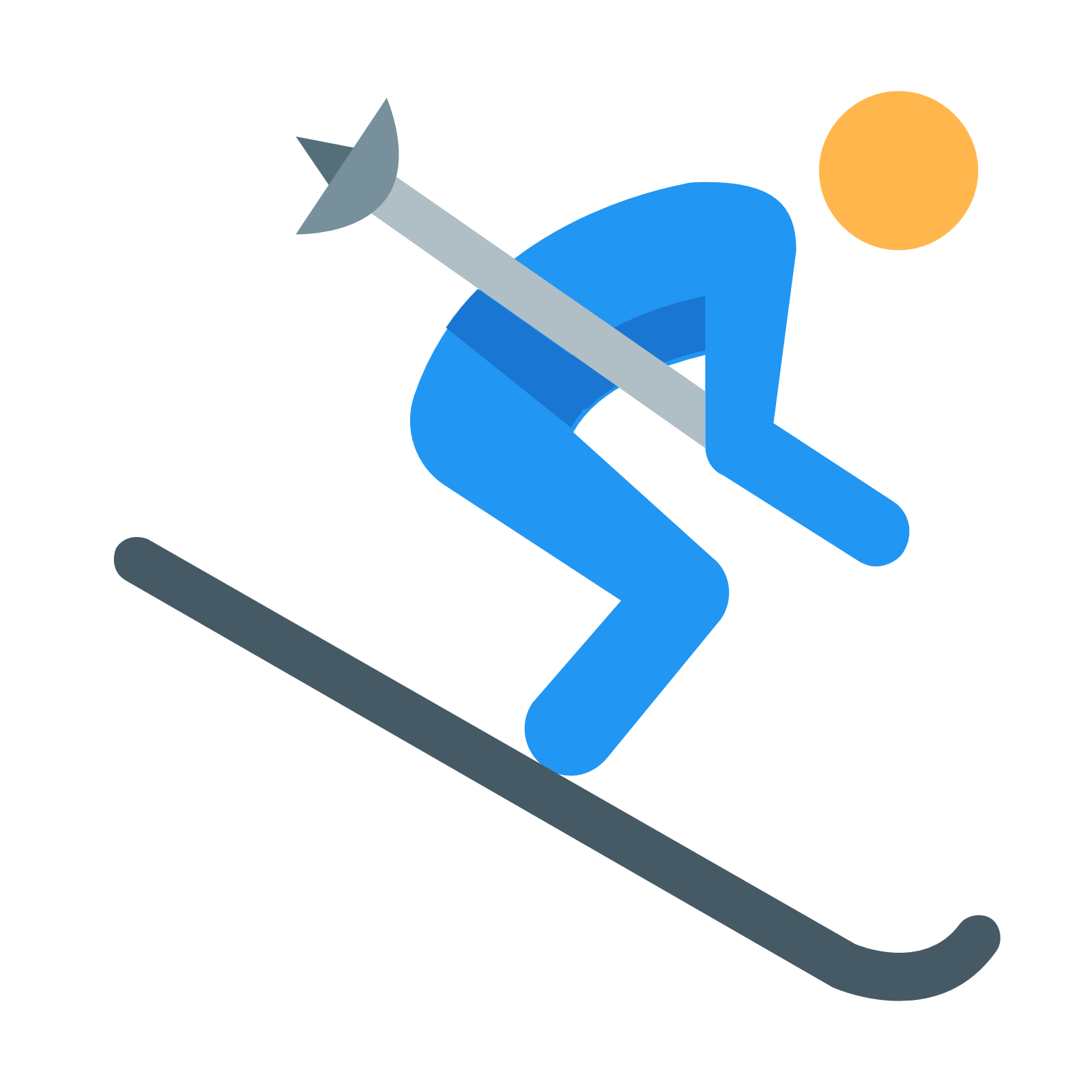 Skiing Transparent Background - Skiing, Transparent background PNG HD thumbnail