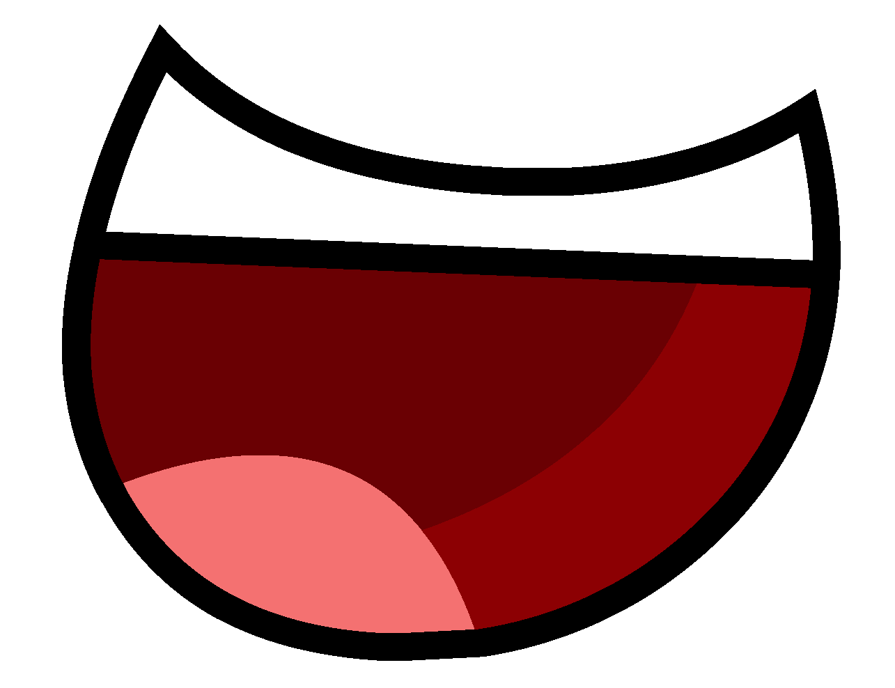 Smile Lips Clipart - Smile Lips, Transparent background PNG HD thumbnail