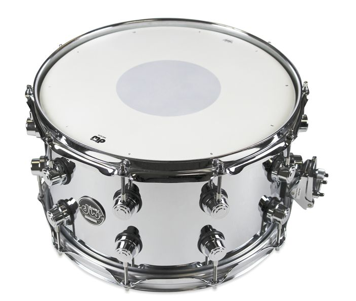 Snare Drum Png Black And White - Drum Workshop Drpm0814Sscs Performance Series 8X14 Steel.   Png Snare Drum, Transparent background PNG HD thumbnail