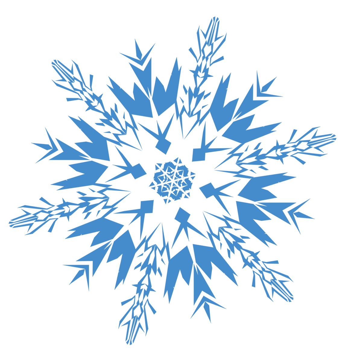 Snowflake HD PNG