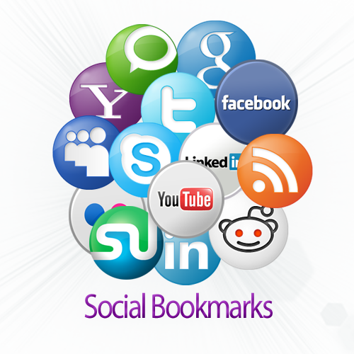 Bookmark Your Link To 100 Social Bookmarking Sites - Social Bookmarking, Transparent background PNG HD thumbnail