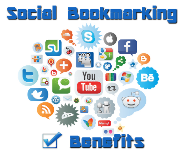 How To Rank Your Site With Social Bookmarking - Social Bookmarking, Transparent background PNG HD thumbnail