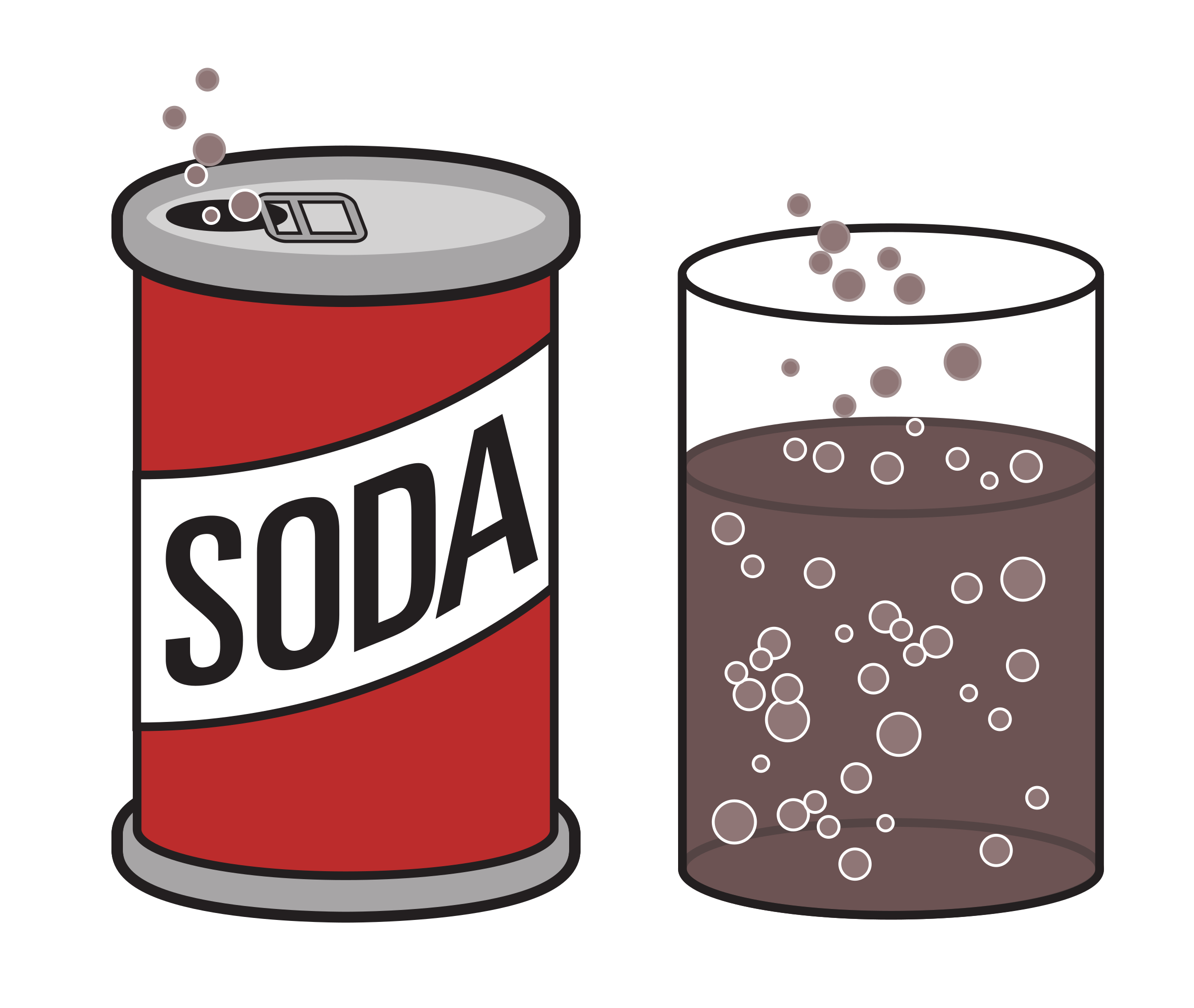 Big Image (Png)   Png Soda - Soda, Transparent background PNG HD thumbnail