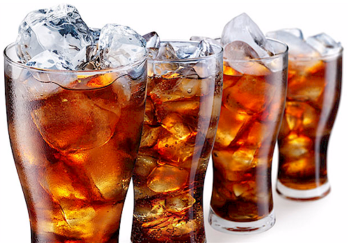 Carbonated Soft Drinks - Soda, Transparent background PNG HD thumbnail