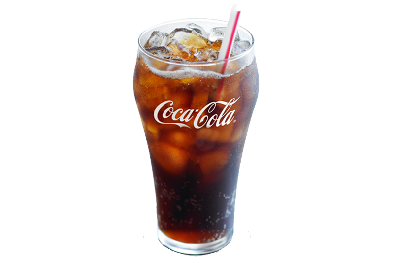 Coca Cola Drink Png Image - Soda, Transparent background PNG HD thumbnail