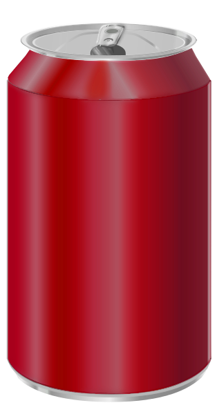 Download Pngtransparent Pluspng Pluspng.com   Png Soda Can - Soda, Transparent background PNG HD thumbnail