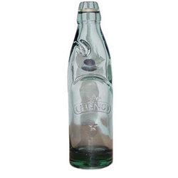 Embossed Bottle - Soda, Transparent background PNG HD thumbnail