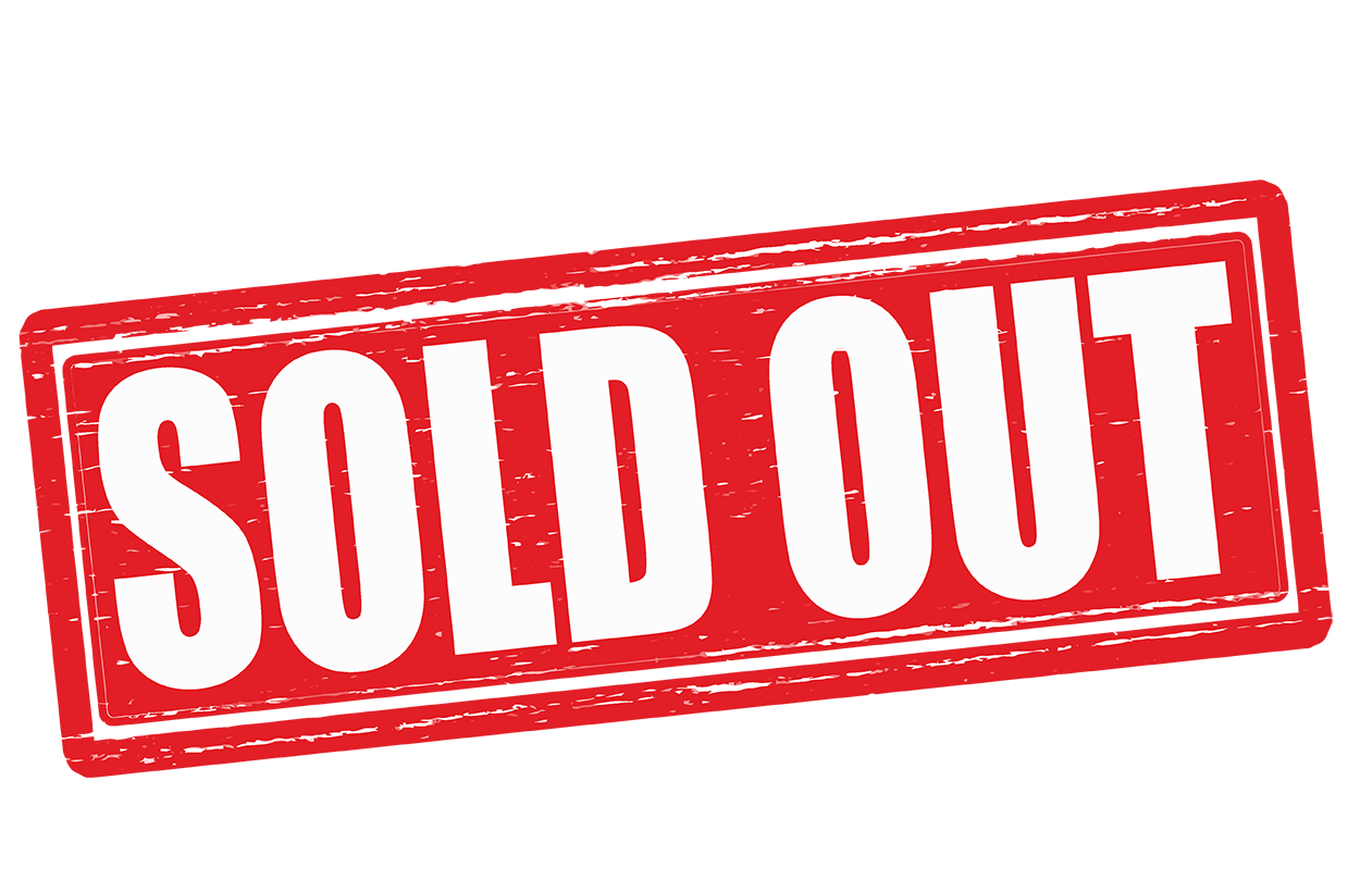 Sold Out - Sold Out, Transparent background PNG HD thumbnail