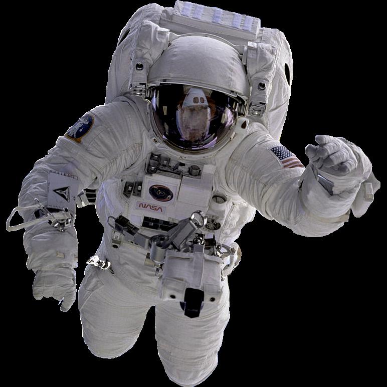 Spaceman PNG HD
