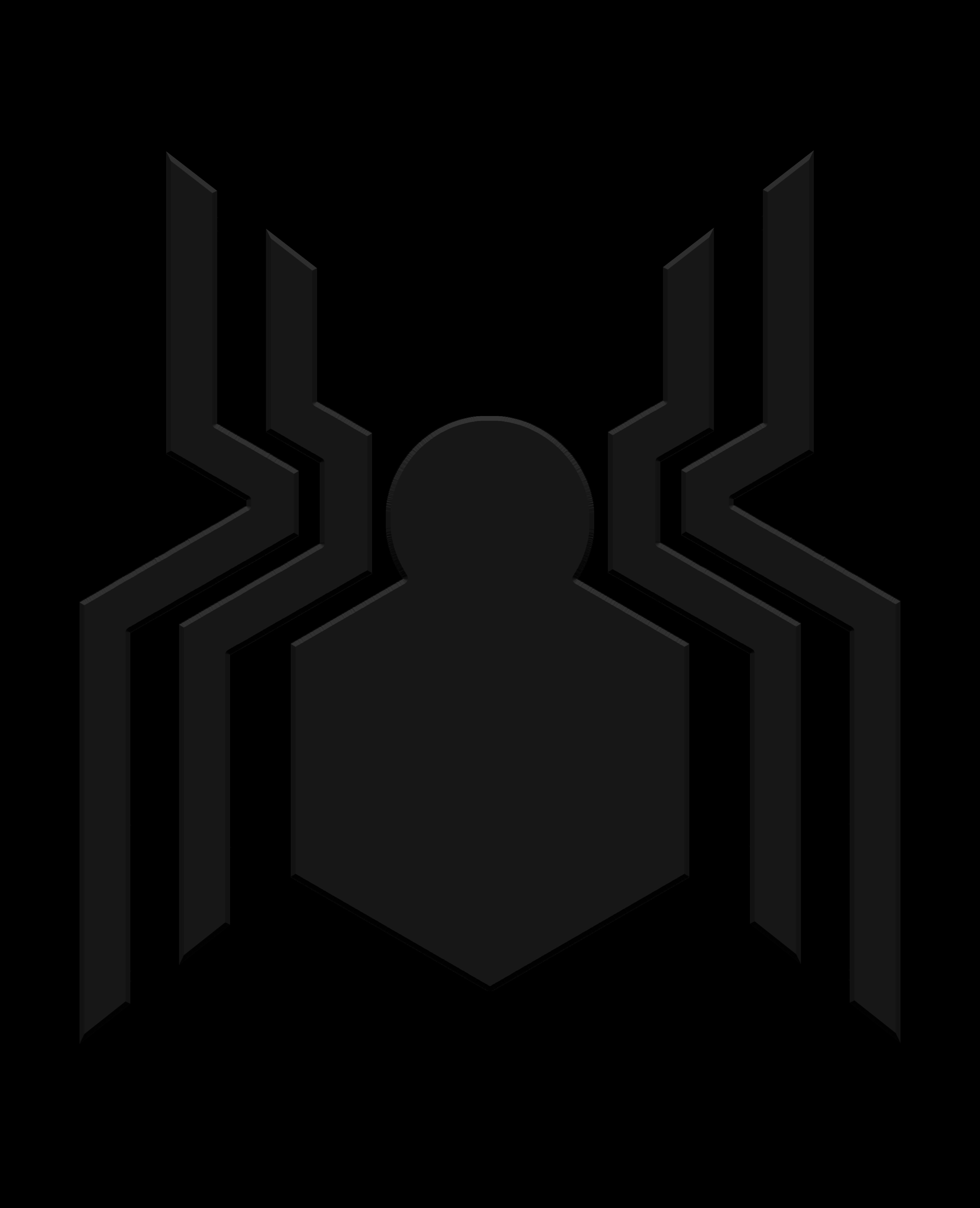 Balsavor 57 4 Spider Man Logo   Captain Armerica: Civil War By Ultimate Savage - Spiderman, Transparent background PNG HD thumbnail