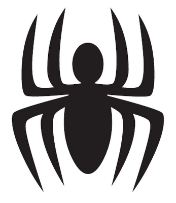 Image   Spiderman Logo.png   Spider Man Wiki   Peter Parker - Spiderman, Transparent background PNG HD thumbnail