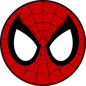 Pin Spider Man Clipart Spiderman Logo #4 - Spiderman, Transparent background PNG HD thumbnail