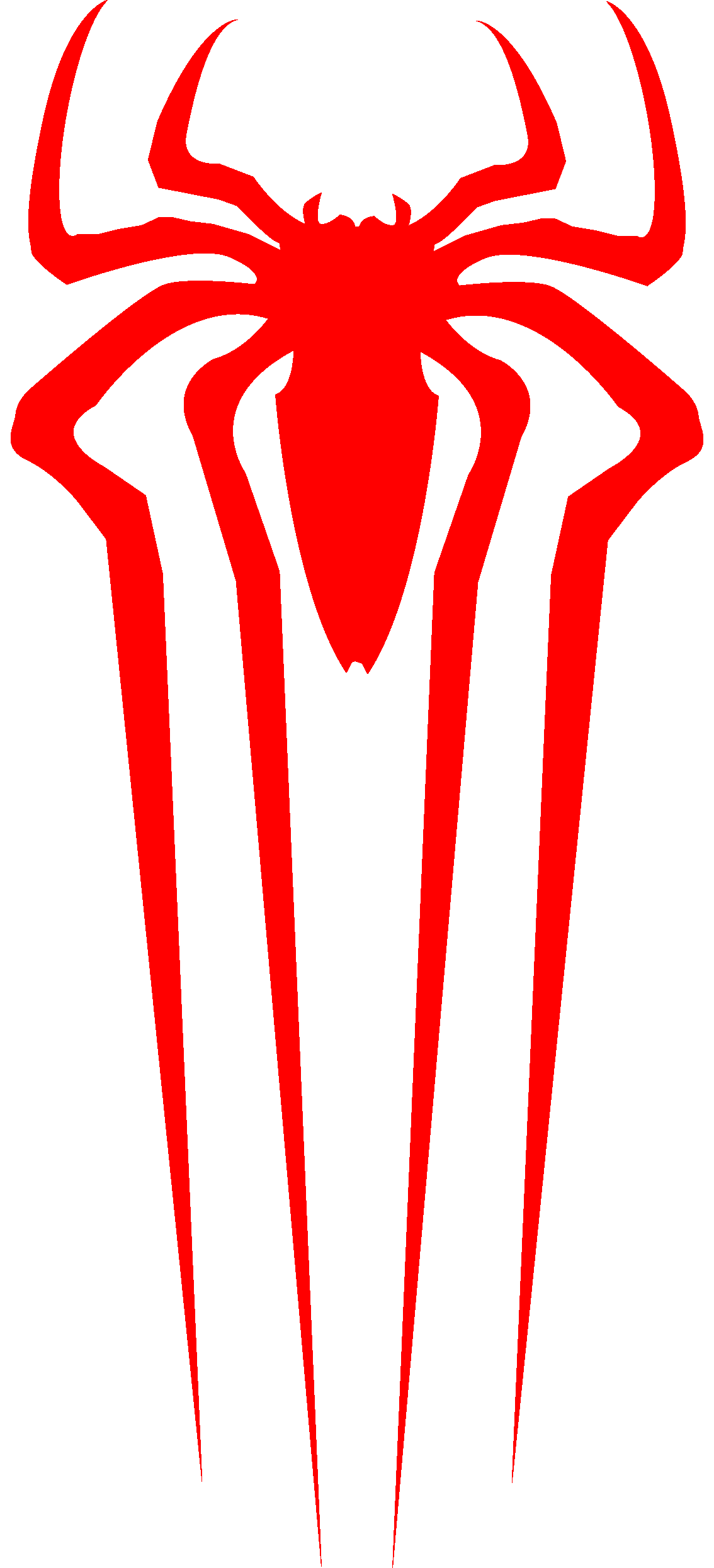 The Amazing Spider Man 2 Front Logo By Strongcactus D5W9Gkw   Copy.png - Spiderman, Transparent background PNG HD thumbnail