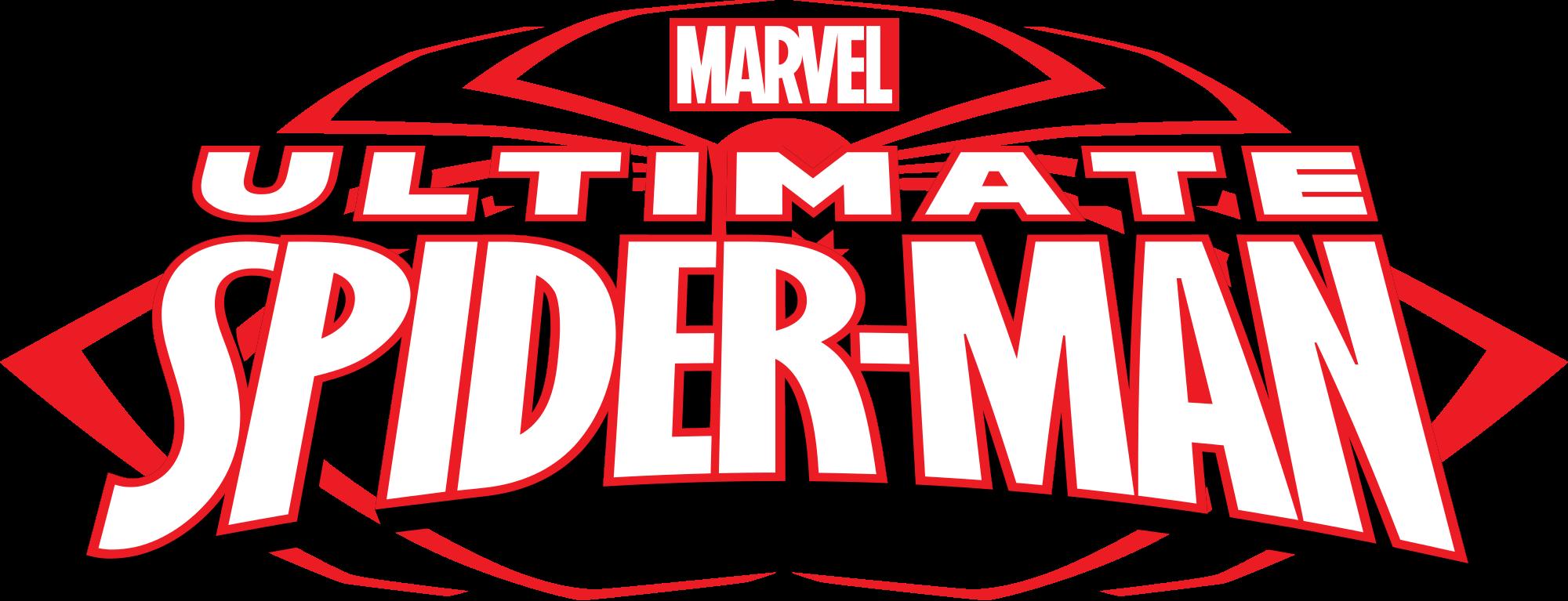 Ultimate Spider Man (Tv Series) Logo.svg.png - Spiderman, Transparent background PNG HD thumbnail