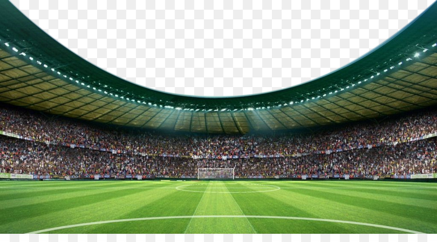 Sports Arena Png - Football Pitch Stadium Arena   Soccer Field Arena Lawn, Transparent background PNG HD thumbnail