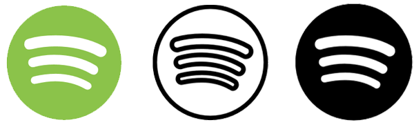 Spotify Icons - Spotify Vector, Transparent background PNG HD thumbnail