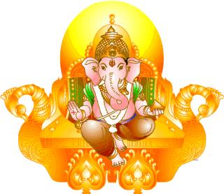 Sri Ganesh Png - Sri Ganesh Png Transparent Image, Transparent background PNG HD thumbnail