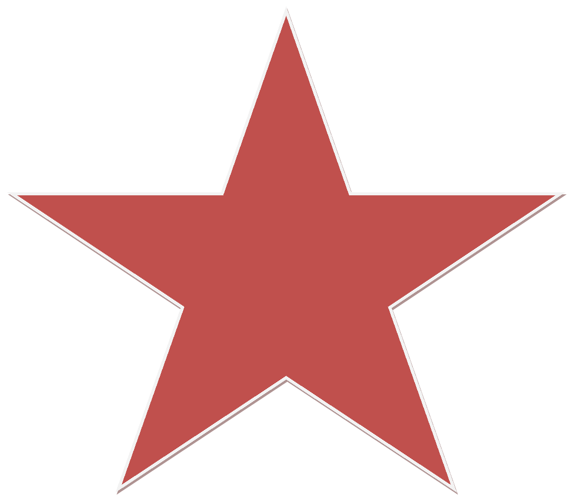 File:a Red Star.png - Star, Transparent background PNG HD thumbnail