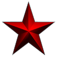 Red Star Png Image Png Image - Star, Transparent background PNG HD thumbnail