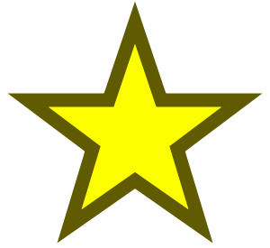 Star.png - Star, Transparent background PNG HD thumbnail