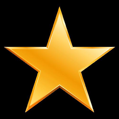 Star Png Transparent Image - Star, Transparent background PNG HD thumbnail