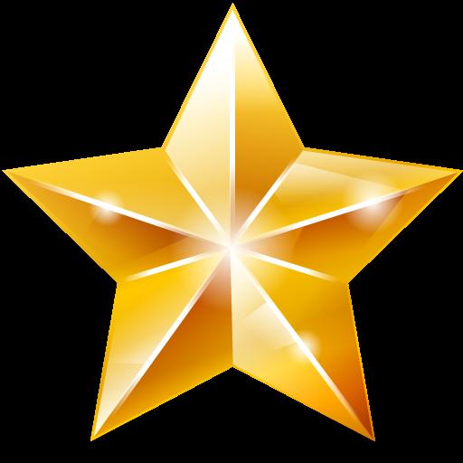 Stars Transparent Png Image - Star, Transparent background PNG HD thumbnail