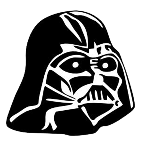 Product Categories - Star Wars Black And White, Transparent background PNG HD thumbnail