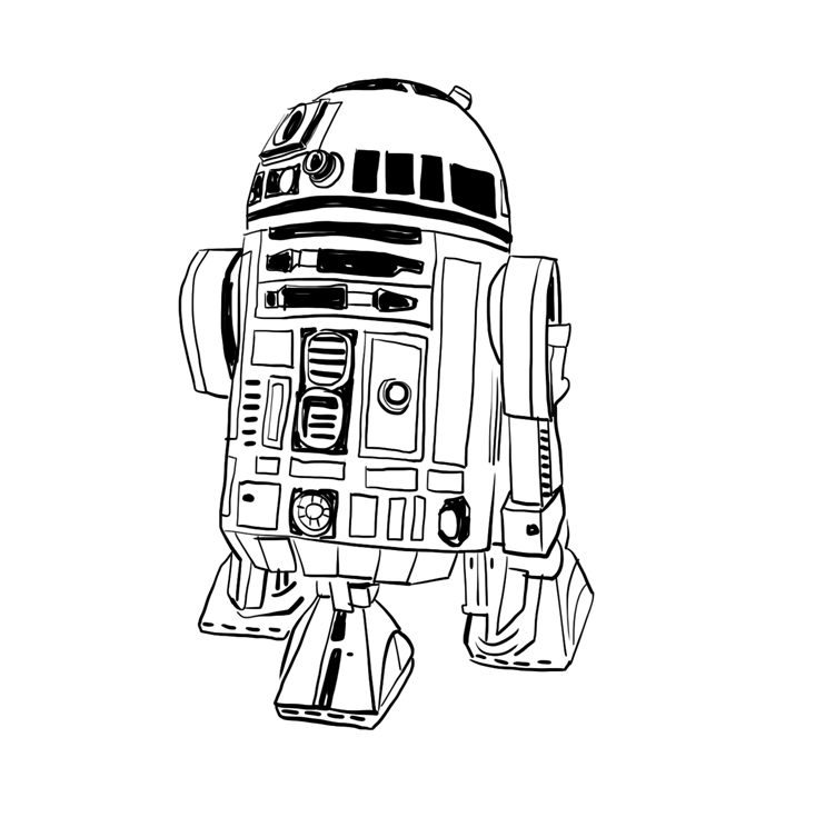 Screen Shot 2014 12 01 At 18.23.10 - Star Wars Black And White, Transparent background PNG HD thumbnail
