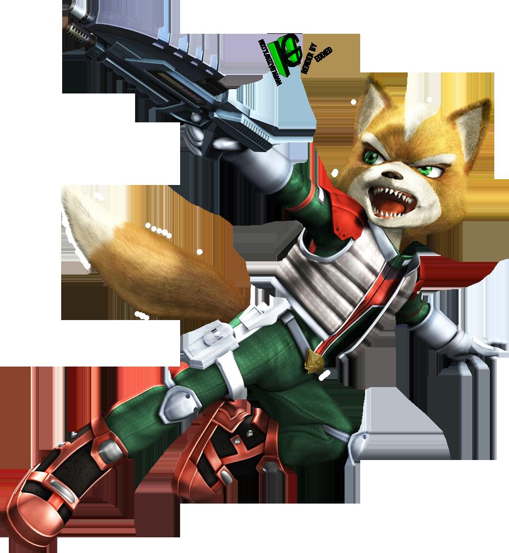 Starfox - Star Fox, Transparent background PNG HD thumbnail