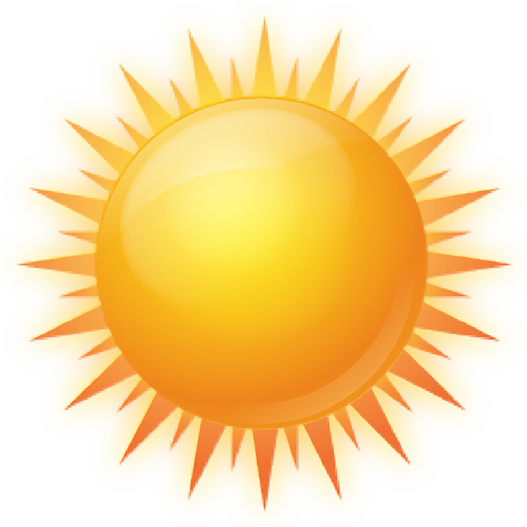 Sun PNG No Background Png