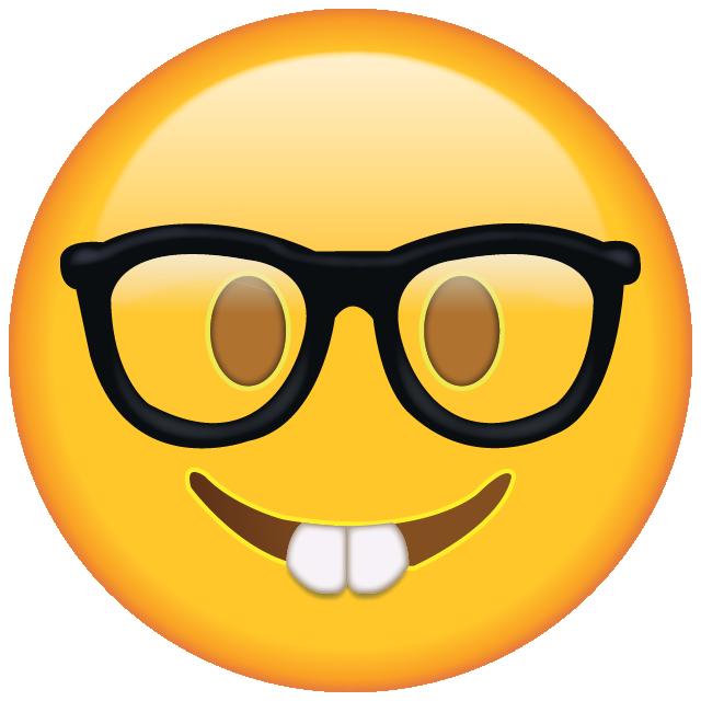 Sunglasses Emoji Png Clipart - Emoji, Transparent background PNG HD thumbnail