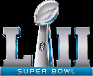 File:super Bowl Lii Logo.png - Super Bowl Vector, Transparent background PNG HD thumbnail