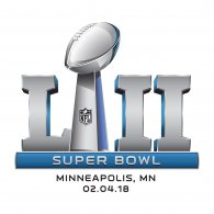 Logo Of Super Bowl Lii - Super Bowl Vector, Transparent background PNG HD thumbnail
