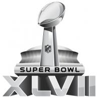 Logo Of Superbowl Xlvii - Super Bowl Vector, Transparent background PNG HD thumbnail