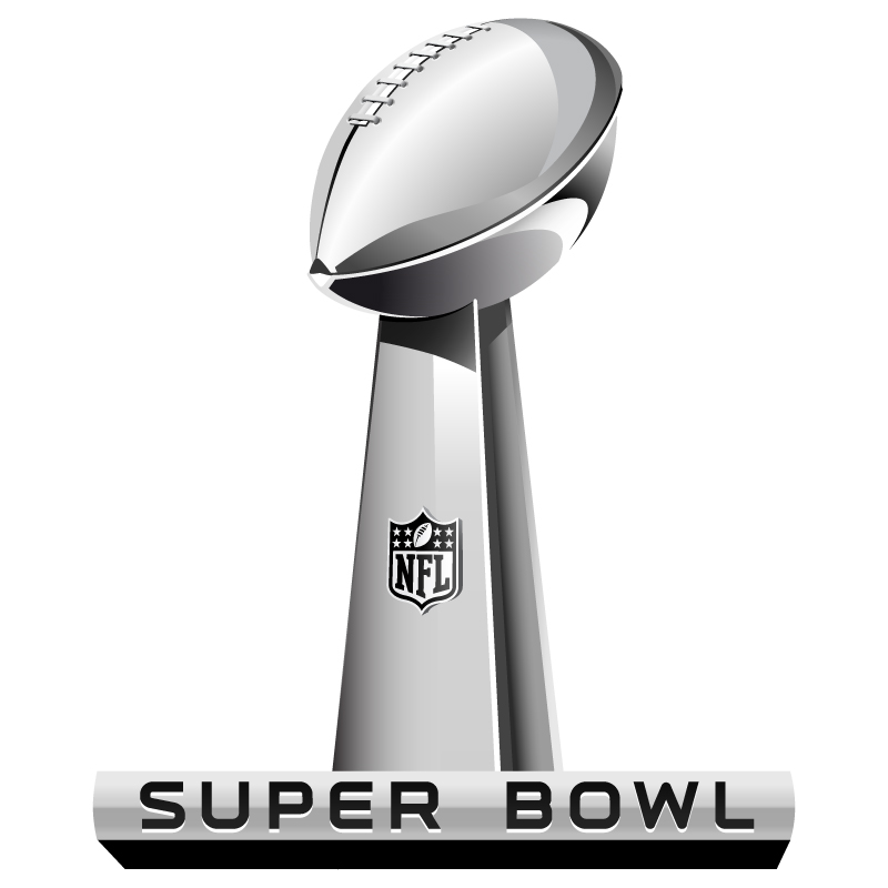 Super Bowl 50 Logo - Super Bowl Vector, Transparent background PNG HD thumbnail