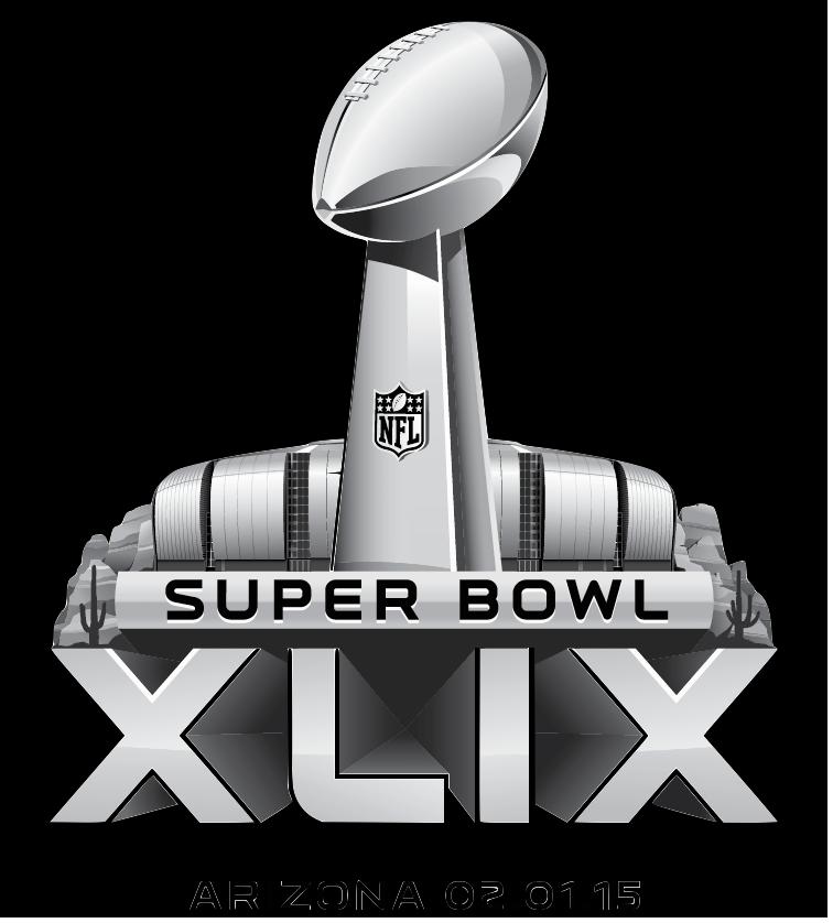 The 2015 Super Bowl Xlix - Super Bowl Vector, Transparent background PNG HD thumbnail