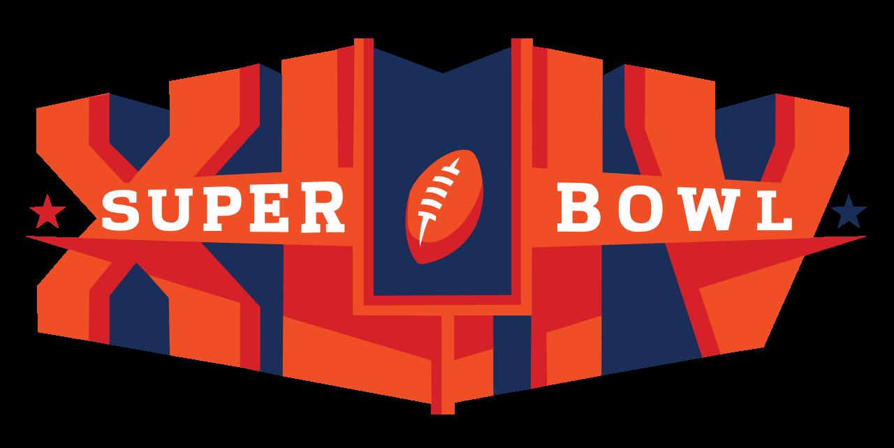 File:super Bowl Xliv Logo.svg - Super Bowl, Transparent background PNG HD thumbnail