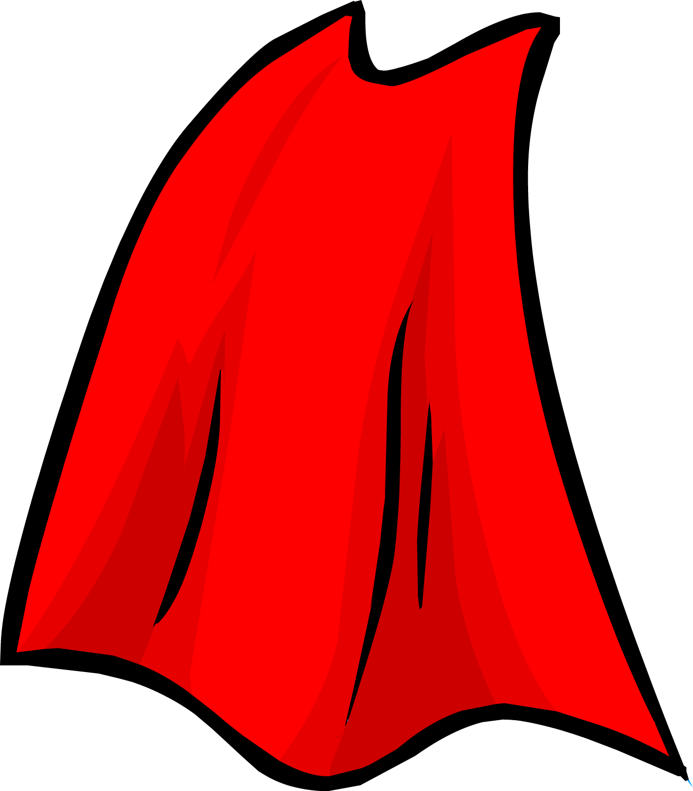 Superhero Capes PNG