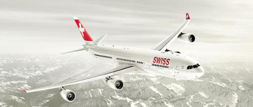 Centrav Offers Great Swiss International Air Lines Products - Swiss International Air Lines, Transparent background PNG HD thumbnail