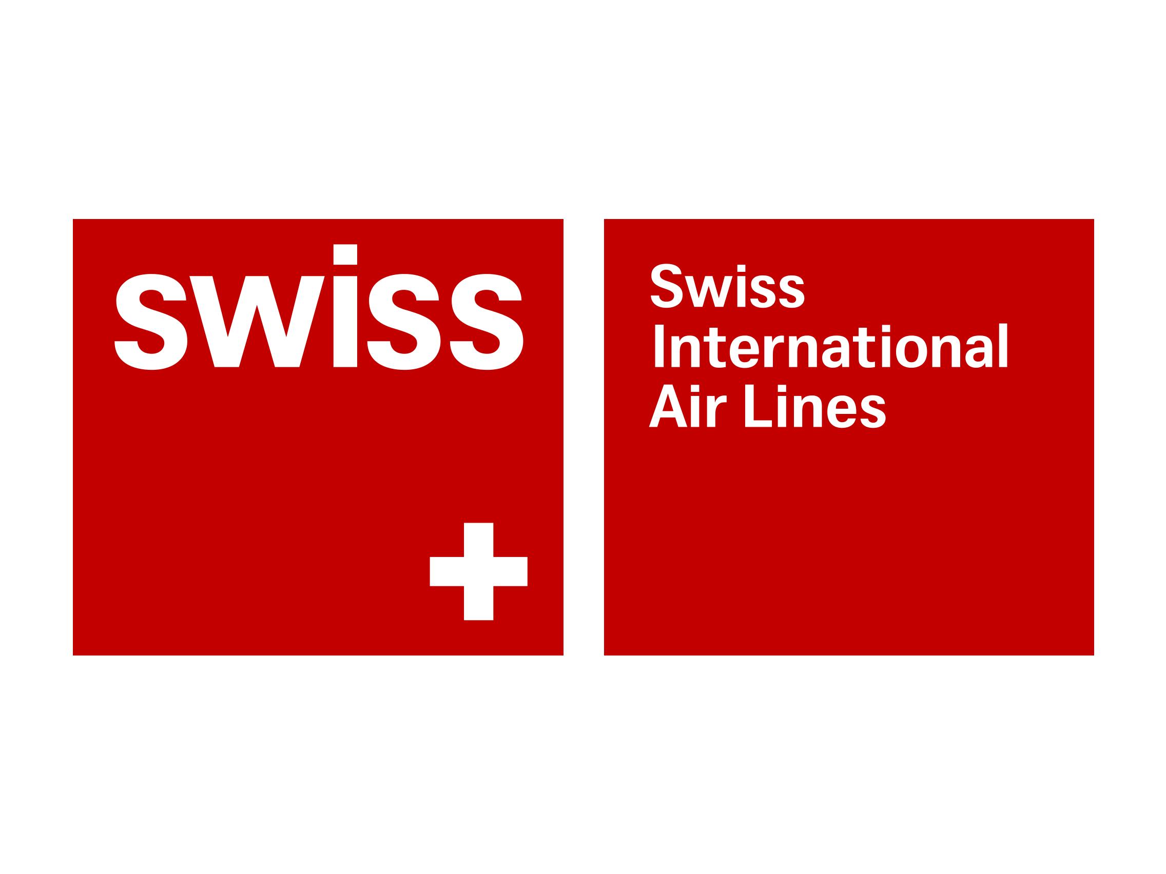 Swiss International Air Lines Logo Old - Swiss International Air Lines, Transparent background PNG HD thumbnail