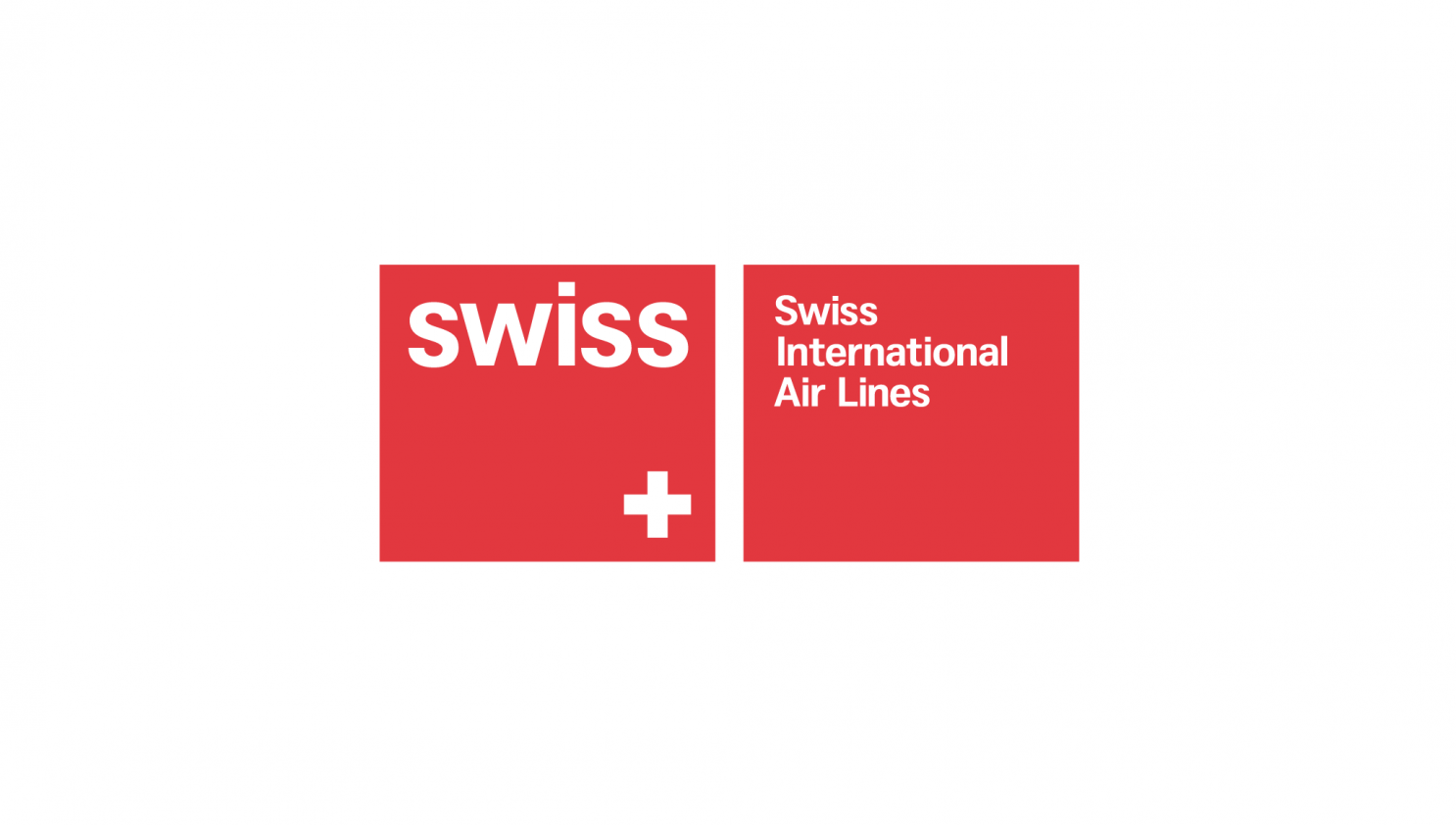 Swiss International Air Lines. Switzerland. A Complete Rebrand For The Swiss National Carrier - Swiss International Air Lines, Transparent background PNG HD thumbnail