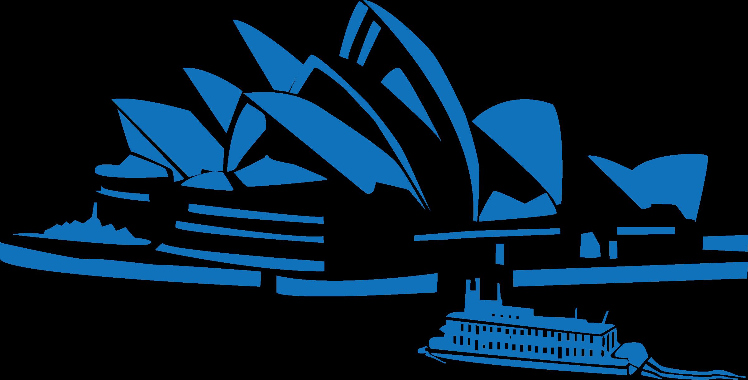 Download · World Landmarks · Sydney - Sydney, Transparent background PNG HD thumbnail