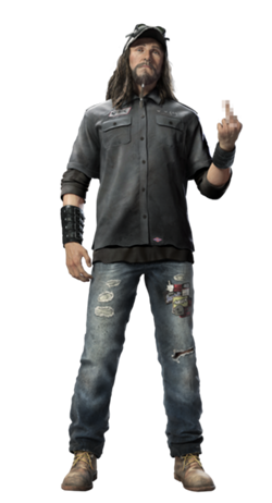 T Bone (Watch Dogs).png - Watch Dogs, Transparent background PNG HD thumbnail
