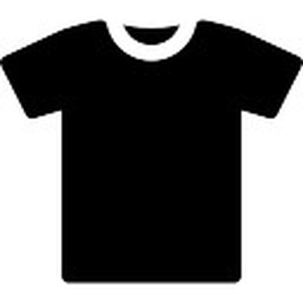 T Shirt - Clothes, Transparent background PNG HD thumbnail