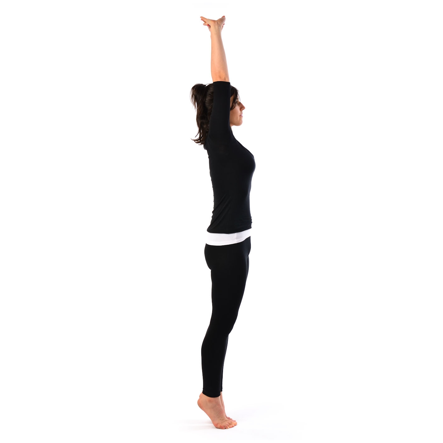 Tadasana Yoga Pose Png - Benefits Of Tadasana (Palm Tree Pose), Transparent background PNG HD thumbnail