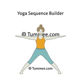 Tadasana Yoga Pose Png - Utthita Tadasana, Transparent background PNG HD thumbnail
