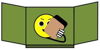 Tafeldienst Farbig   Schwamm, Tafel, Putzen, Feucht, Tafeldienst, Ordnungsdienst, Wischen - Tafel Putzen, Transparent background PNG HD thumbnail