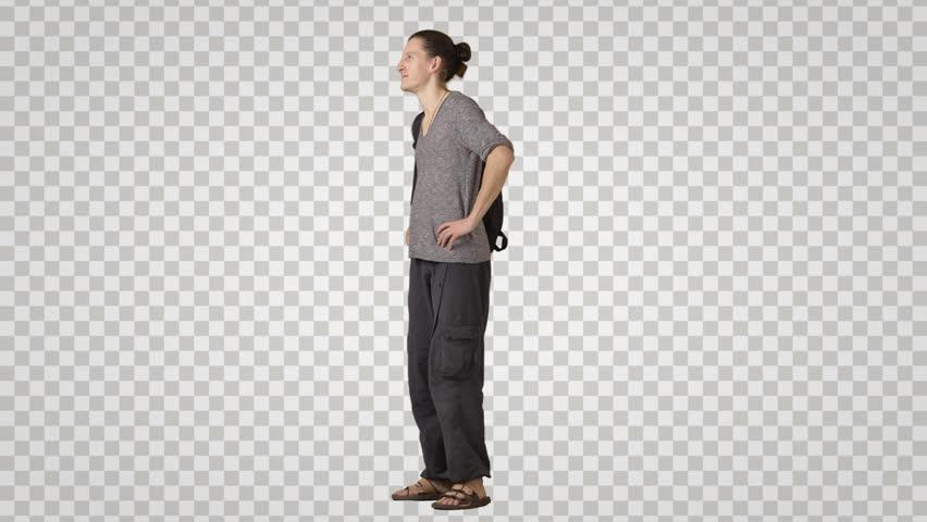 Tall Man PNG HD