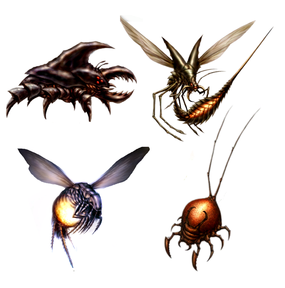 Talloniv Bugs.png - Bugs, Transparent background PNG HD thumbnail